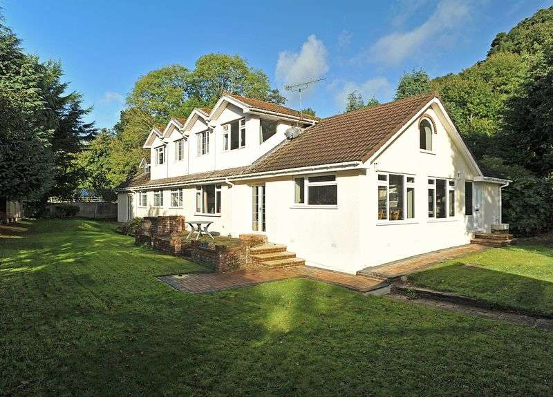 5 Bedrooms Detached Bungalow for sale in Nadderwater, Nr Exeter