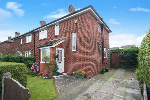 3 Bedrooms Semi Detached House for sale in Brunswick Street, St Helens, Merseyside