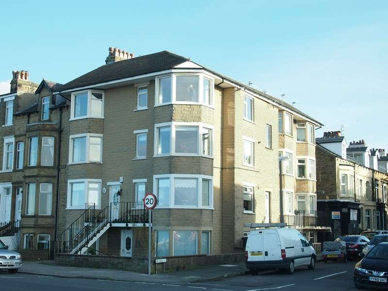 2 Bedrooms Flat for sale in Spa Court, Grange Street, Bare, Morecambe