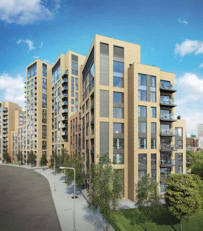 1 Bedroom Flat for sale in Cherry Orchard road, Croydon