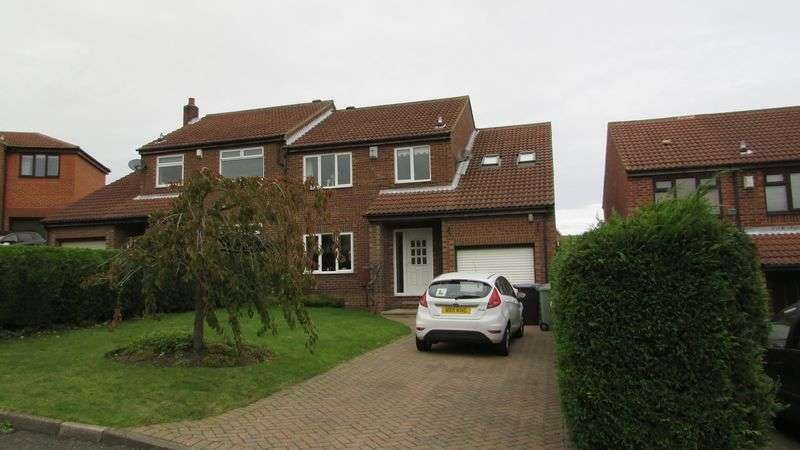 4 Bedrooms Semi Detached House for sale in