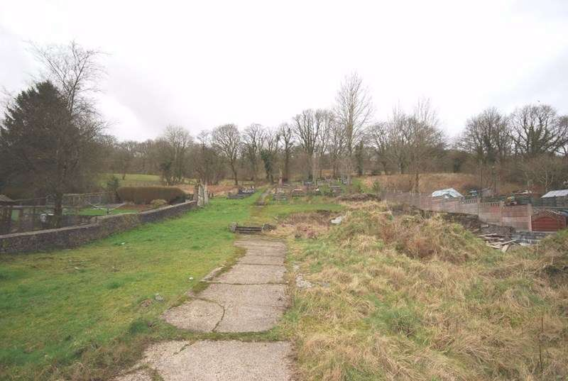 Land Commercial for sale in Site of Former Carmel Chapel & Land, Heol Tawe, Abercrave, Swansea