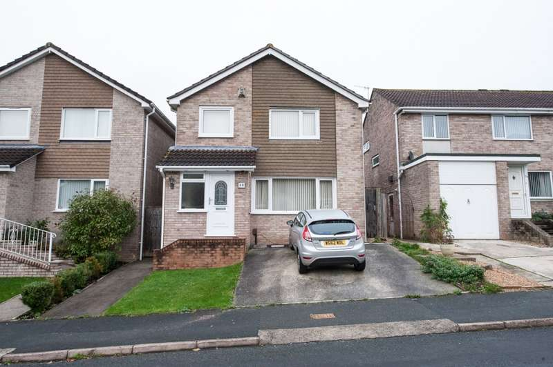 4 Bedrooms Detached House for sale in Canefields Avenue, Plymouth, Devon, PL7