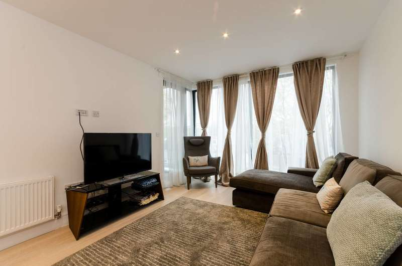 2 Bedrooms Flat for sale in Kings Place, Chiswick, W4