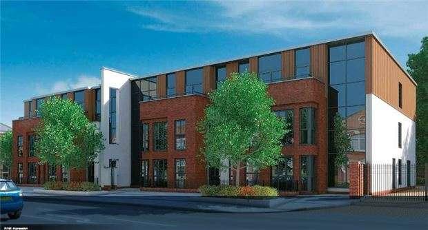 1 Bedroom Flat for sale in Liberty House, Kingston Road, London, SW20 8DA