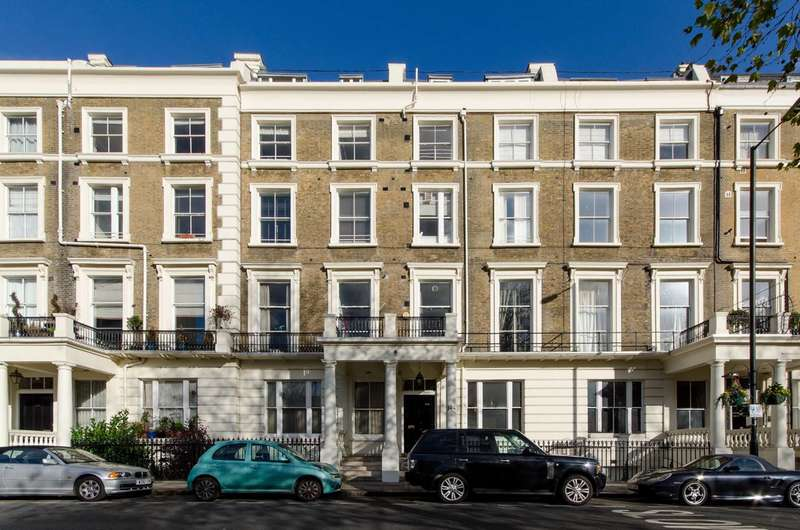 3 Bedrooms Flat for sale in Gloucester Terrace, Bayswater, W2