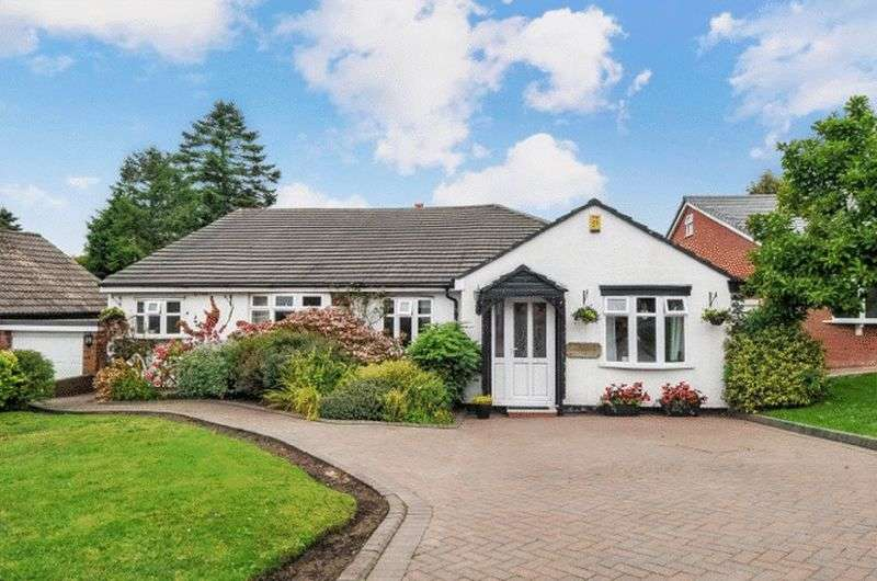 4 Bedrooms Detached House for sale in Narrow Lane, Aughton