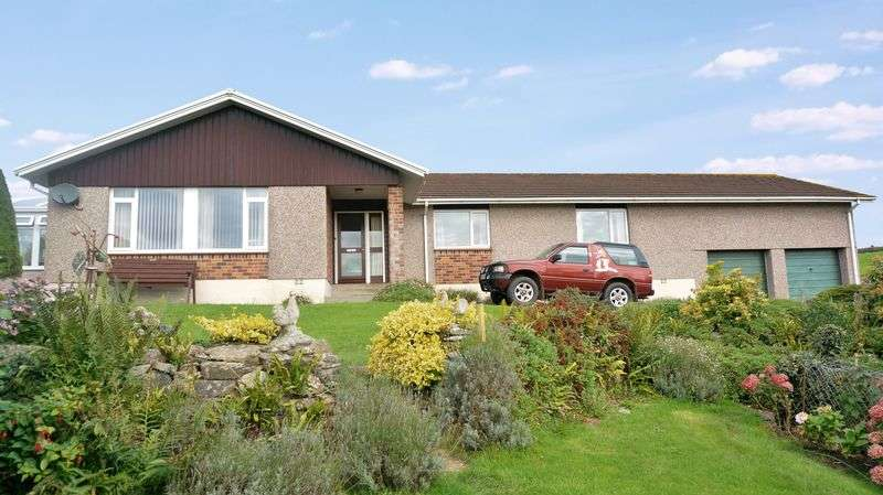 3 Bedrooms Detached Bungalow for sale in Millbrook, Torpoint