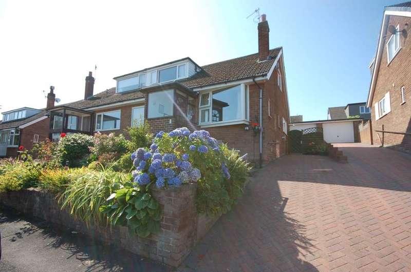 4 Bedrooms Semi Detached Bungalow for sale in Wyre Avenue, Kirkham
