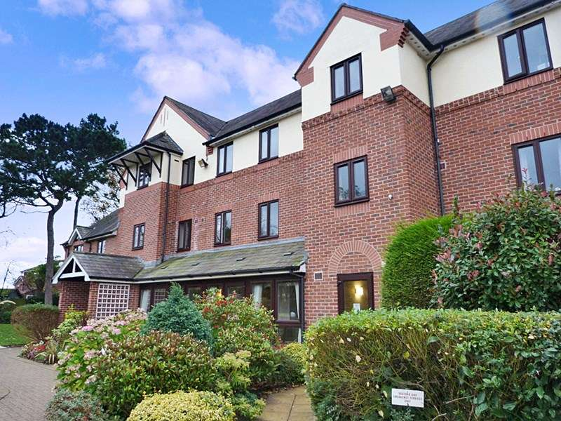 1 Bedroom Retirement Property for sale in Cromwell Court, Nantwich, CW5 5NZ