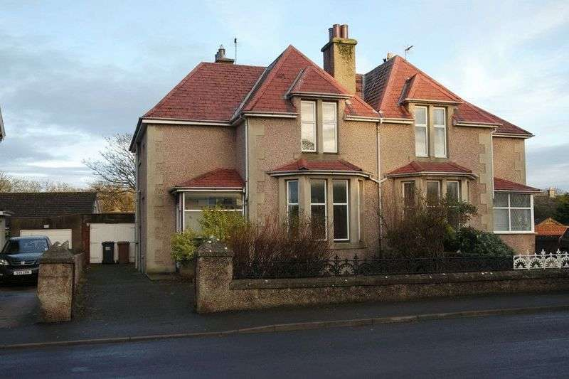 3 Bedrooms Semi Detached House for sale in 22 West Banks Avenue, Wick, Caithness, KW1 5LU