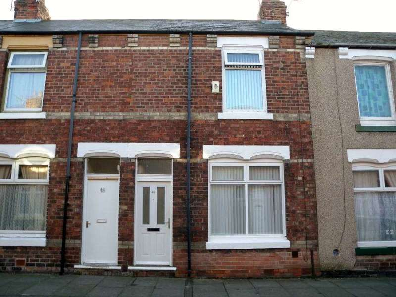 2 Bedrooms Terraced House for sale in Cameron Rd, Hartlepool