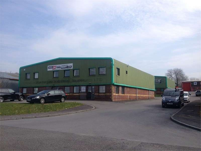 Property for sale in Consolidated House, Garth Drive, Brackla Ind.Est. CF31 2XF