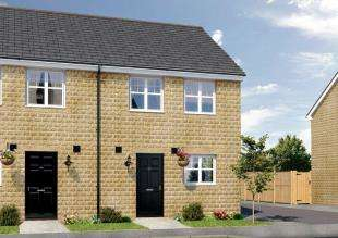 2 Bedrooms Semi Detached House for sale in Highgrove Place, Accrington Road, Burnley, BB11