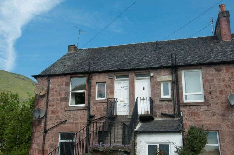 1 Bedroom Flat for sale in East Stirling Street, ALVA, FK12