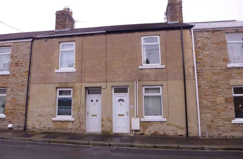 2 Bedrooms Terraced House for sale in Church Street, Howden Le Wear