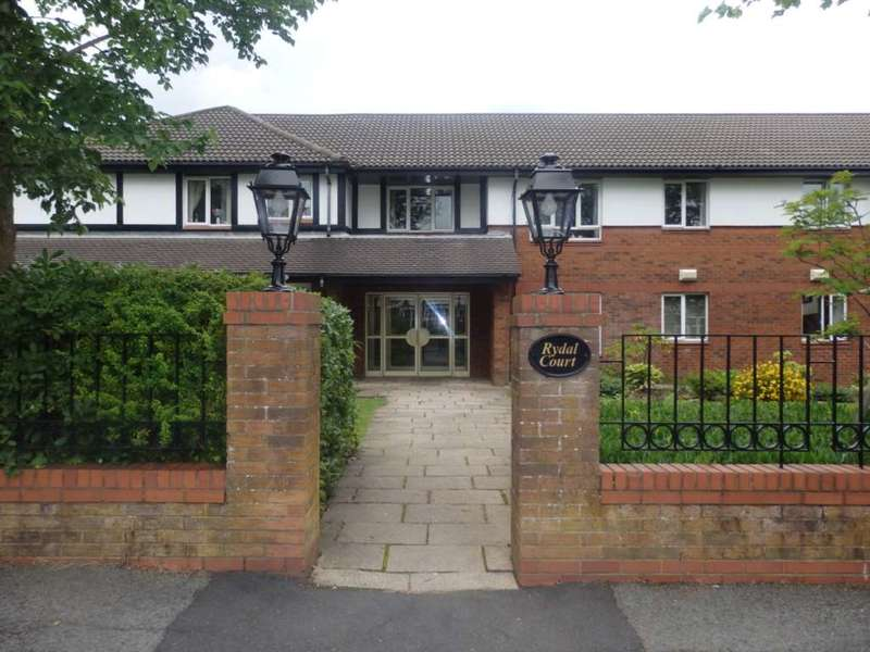 2 Bedrooms Retirement Property for sale in Rydal Court, Heaton