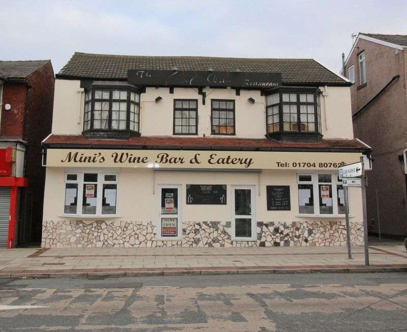 Property for sale in 133-135 EASTBANK STREET, SOUTHPORT, PR8 1DQ