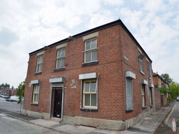 Commercial Property for sale in 21 Church Street East, Radcliffe, MANCHESTER