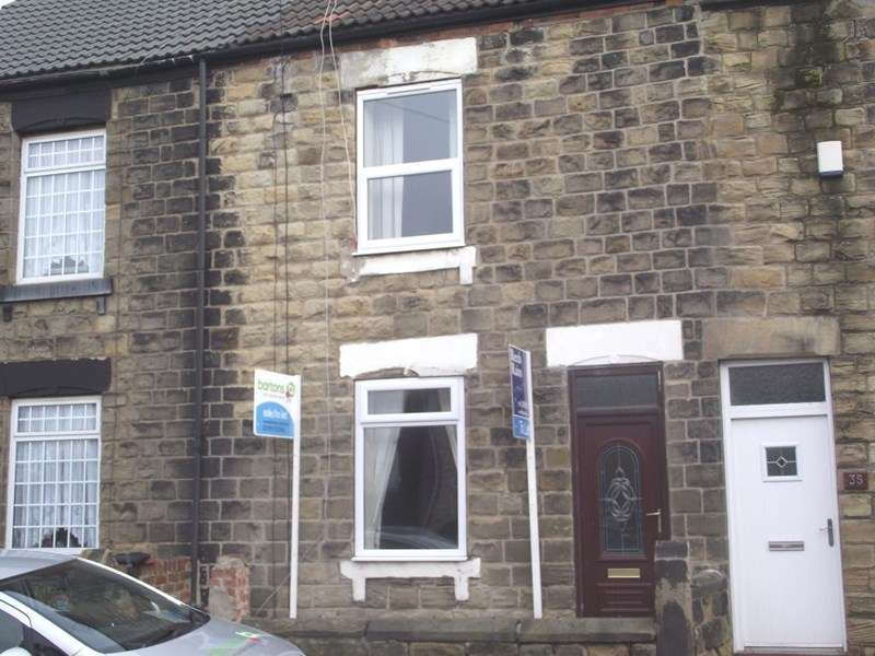 2 Bedrooms Terraced House for sale in Mexborough Road, Bolton-upon-Dearne, Rotherham