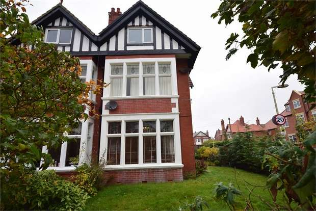 7 Bedrooms Semi Detached House for sale in 58 All Saints Road, LYTHAM ST ANNES, Lancashire