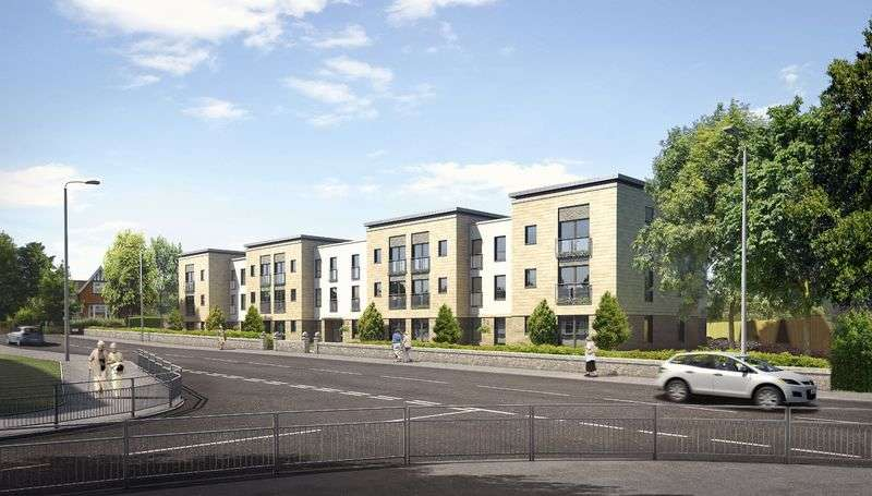 Flat for sale in Campsie Grove, Bishopbriggs NEW DEVELOPMENT - Ready for Occupation in March 2016 - NOW Selling Off Plan