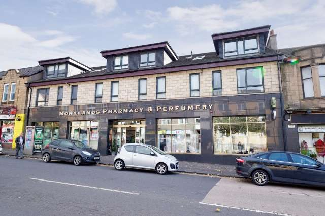3 Bedrooms Flat for sale in Rochsolloch Road, Airdrie, ML6 9BD