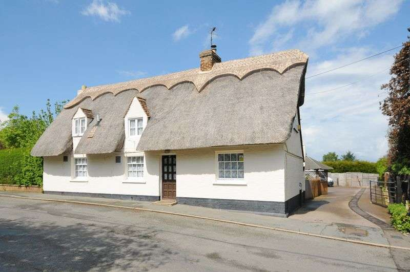 1 Bedroom Property for sale in The Royal Oak, High Street, Hail Weston, St Neots