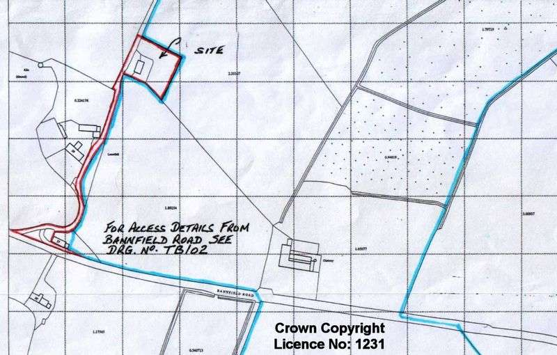 Land Commercial for sale in Building Site with Full Planning Permission