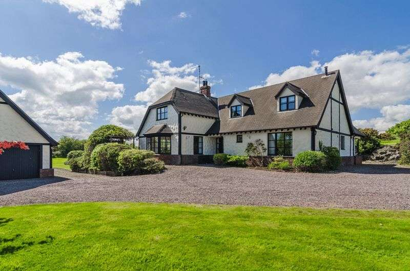 5 Bedrooms Detached House for sale in 105 Barnamaghery Road, Crossgar, BT30 9DW