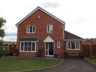 5 Bedrooms Detached House for sale in Maw Green Close, Crewe, Cheshire