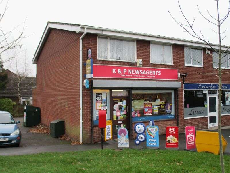 Property for sale in Traditional, leasehold newsagents