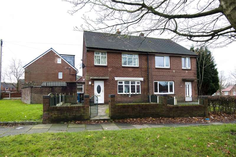 3 Bedrooms Semi Detached House for sale in Burnley Street, Oldham, Lancashire, OL9