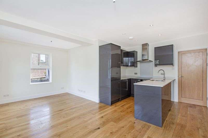 2 Bedrooms Flat for sale in King Street, Twickenham TW1
