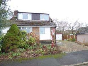 2 Bedrooms Semi Detached House for sale in Laburnum Close, Burnley, Lancashire