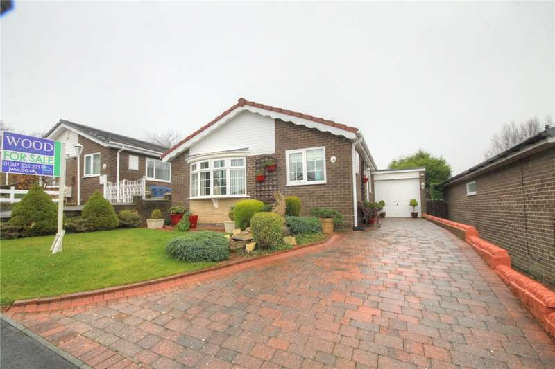 2 Bedrooms Detached Bungalow for sale in Girvan Close, East Stanley, Co. Durham, DH9