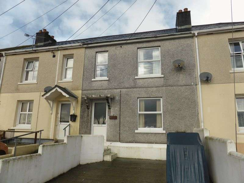 3 Bedrooms Terraced House for sale in St. Georges Park, Lostwithiel