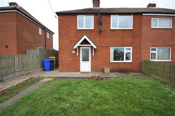 3 Bedrooms Semi Detached House for sale in Dimmelow Street, Weston Coyney, Stoke-on-Trent