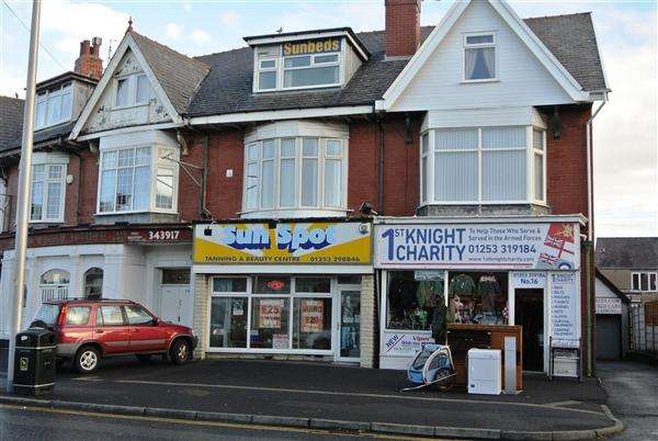 Commercial Property for sale in St Annes Road, Blackpool