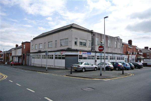 Commercial Property for sale in Buchanan Street, Blackpool