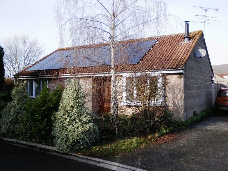 3 Bedrooms Detached Bungalow for sale in Greenhayes, Cheddar