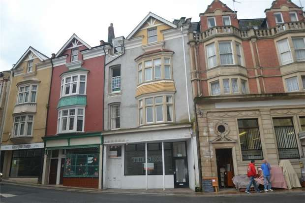 Town House for sale in ILFRACOMBE, Devon