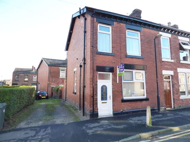 2 Bedrooms End Of Terrace House for sale in 1 Avondale Road, Central Chorley, PR7