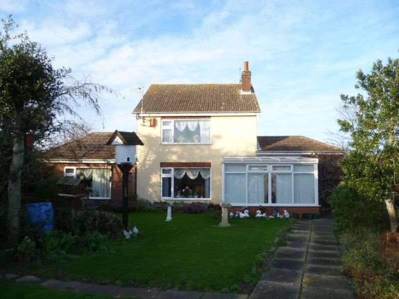 3 Bedrooms Detached House for sale in Homestead, 6 Chapel Lane, Huttoft