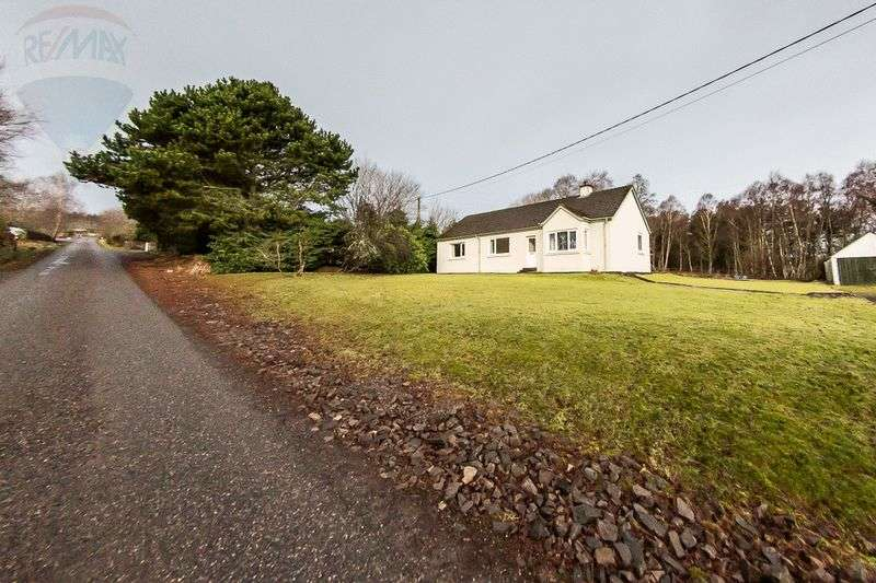 3 Bedrooms Detached Bungalow for sale in Ardmhor,Teandalloch , Beauly