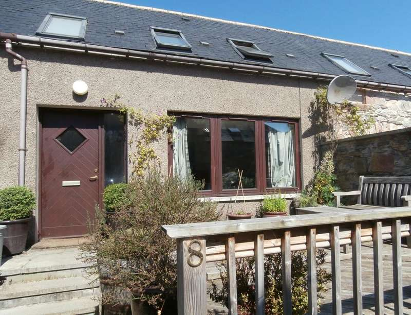 2 Bedrooms Property for sale in Swordale Steading, Evanton, Dingwall, IV16