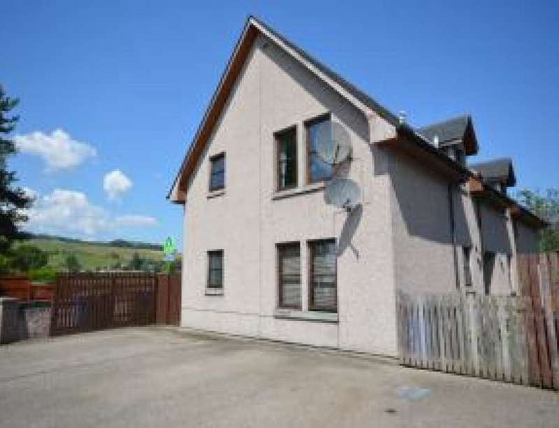 1 Bedroom Flat for sale in Fraser Street, Beauly, IV4