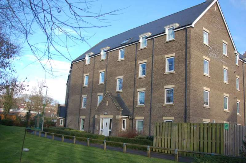 2 Bedrooms Flat for sale in Marshall Court, Taunton
