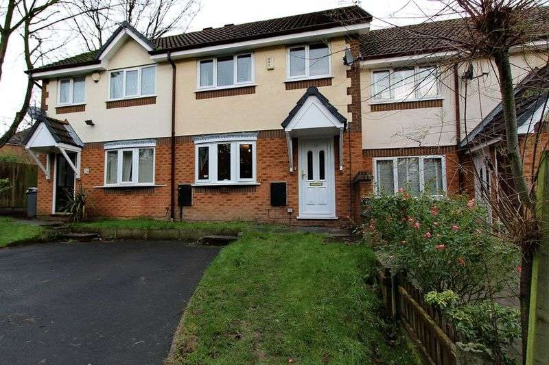 3 Bedrooms Mews House for sale in Pendlebury Close, Prestwich, Manchester