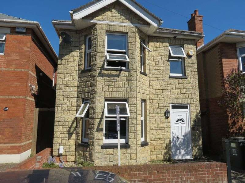 5 Bedrooms Semi Detached House for rent in Green Road, Bournemouth
